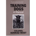 Training Dogs :  A Manual
